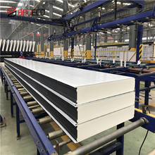 fast construction waterproof exterior sandwich panel for ice cream freezer room