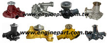 Cooling System WATER PUMP for Truck Parts