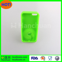 Fashion silicone mobile cover for iphone 5