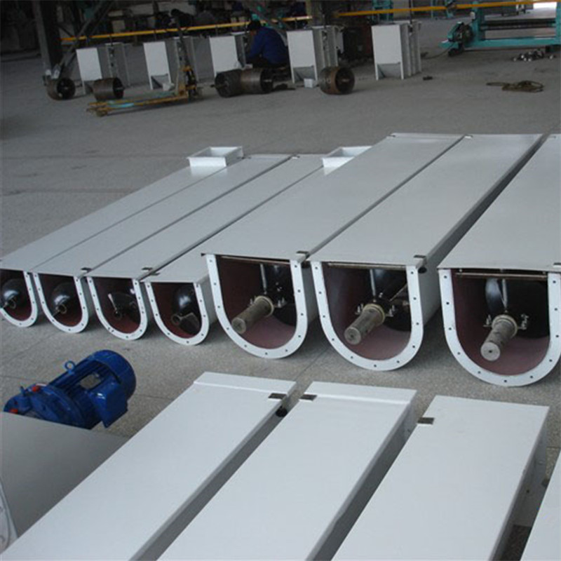 stainless steel worm screw conveyor manufacturer