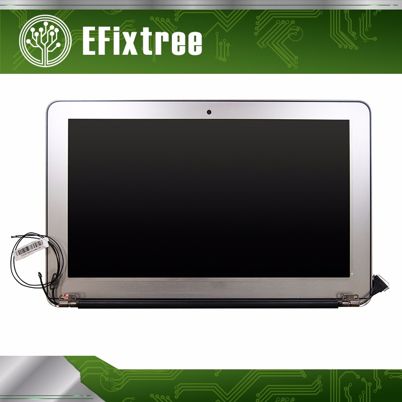 EfixTree 100% New Original Wholesales 11.6 inch For Macbook Air A1465 A1370 1 2010 2011 2012 LED LCD Screen Assembly Display