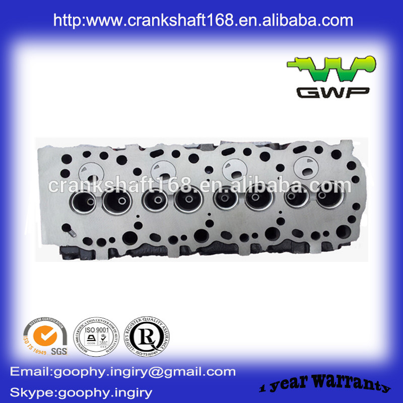 China made diesel engine cylinder head for TOYOTA Hilux 4 Runner Hiace 3L cylinder head 11101-54131