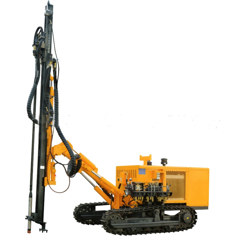 Water well Drilling Rig JSYX942CD Diesel/Electric Engine