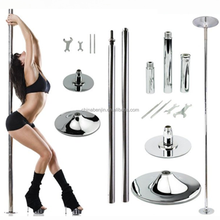 Professional Stripper Dance Poles Fitness Exercise Dancing Tubes Home Fitness Dance Equipment