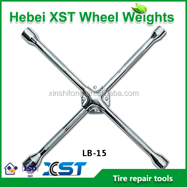 tire repair cross wrench