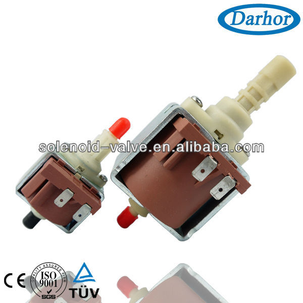 High Flow rate Solenoid pump 25 W