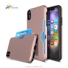 XDDZ 2017 New Products For iPhone 8 Case Slim Armor, 2 in 1 Rugged Shockproof Hard Phone Case For iPhone8