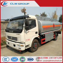 DongFeng 9 Ton competitive price fuel tanker truck for sale