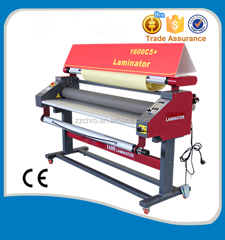 Cheap automatic cold lamination machine, roll to roll cold laminator, hot and cold laminator