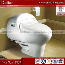 new products 2017 innovative product 6 lpf Elongated one piece toilet, ceramic toilet bowl for project, project toilet