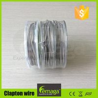 Lemaga vaporizer coil wire, rda wax dab vaporizer, alien rda accessories in stock for wholesale