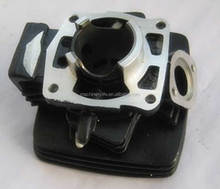 Motorcycle Engine Spare Parts Motorcycle Cylinder Block Set RXZ