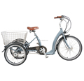 Electric tricycle 36V 350W three wheel adult Electric Tricycle
