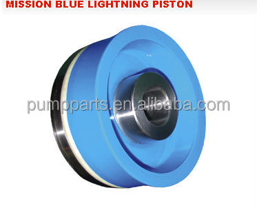 Triplex mud pump Blue lightening pistons
