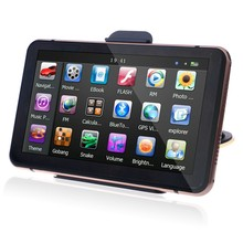 "NEW Ultra-thin 7"" Touch Screen LCD Android 4.42 GPS Navigator with 512MB + 8GB"