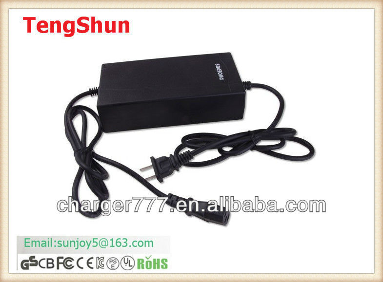 48V1.5A Lifepo4 battery charger