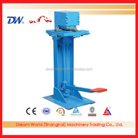 anhui slmt lowest price manual Foot power corner notcher