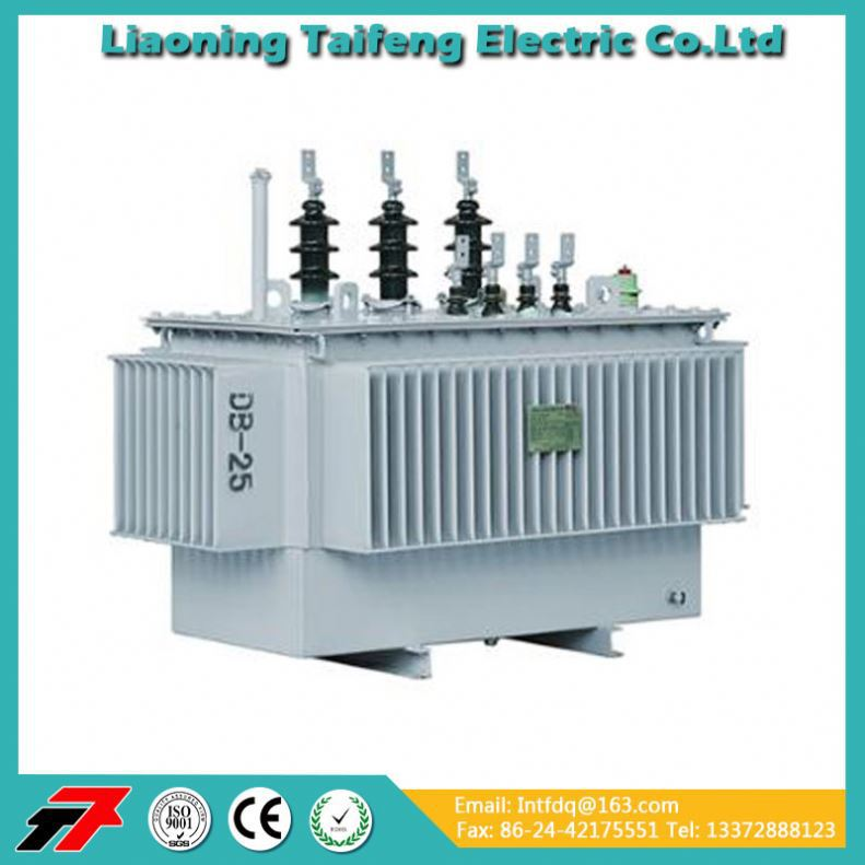 High performance mildew resistant good service 50 mva transformer