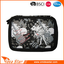FOR003 polyester pencil case pencil pouch for teenagers