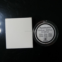 High Quality Electronic Cigarette Kanthal A1 Heat Wire 30m 30GA