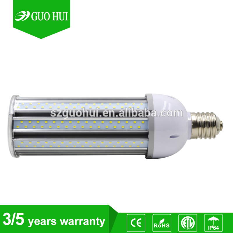 IP64 range waterproof AC480V bulb ac100-277v corn led light Solar energy