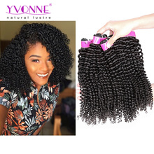 New product brazilian kinky curly virgin hair large stock cabelo humano barato