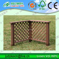 Wood Plastic Composite/wpc Fence Boards