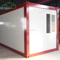 Container Building For Worker Dormitory At Site
