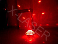 led mushroom dmx effect light, led ball light outdoor,led crystal ball stage light, led magic ball light