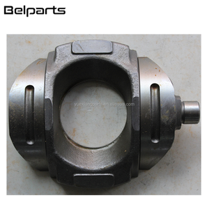 Belparts PC200-7 excavator hydraulic pump parts HPV95 swash plate