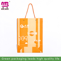 Top grade christmas paper bag/ gift paper bags/shopping bag for channel