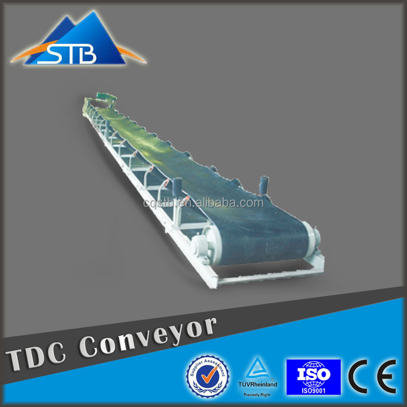 Hot Sale Indonesia Conveyor Belt For Stone Crushing Used