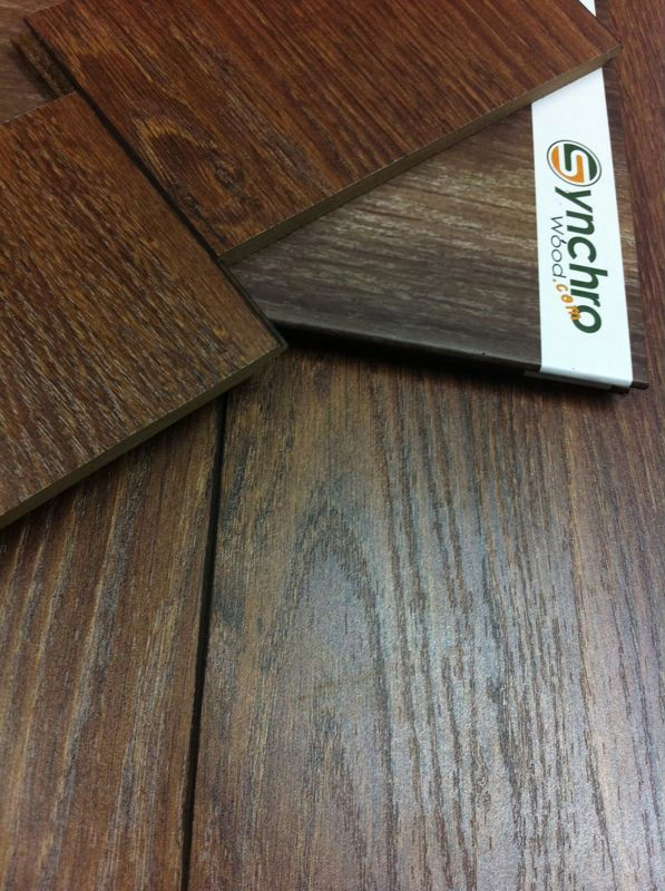 Real Wood Grain (i-Face) Flooring