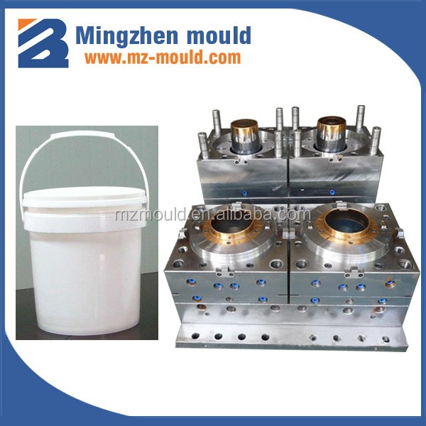 Plastic bucket mould/Plastic laundry tub mould/Plastic water bucket mould