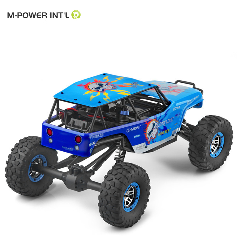 2019 new model mini plastic 1:<strong>10</strong> climbing vehicle toys electric high speed 4wd rc car