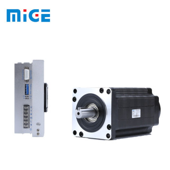 35Nm 3 Phase Nema43 Hybrid Stepper Motor with driver