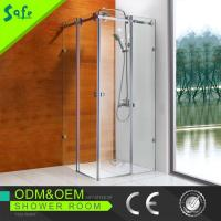 stainless steel frameless shower bath from manufacturer china