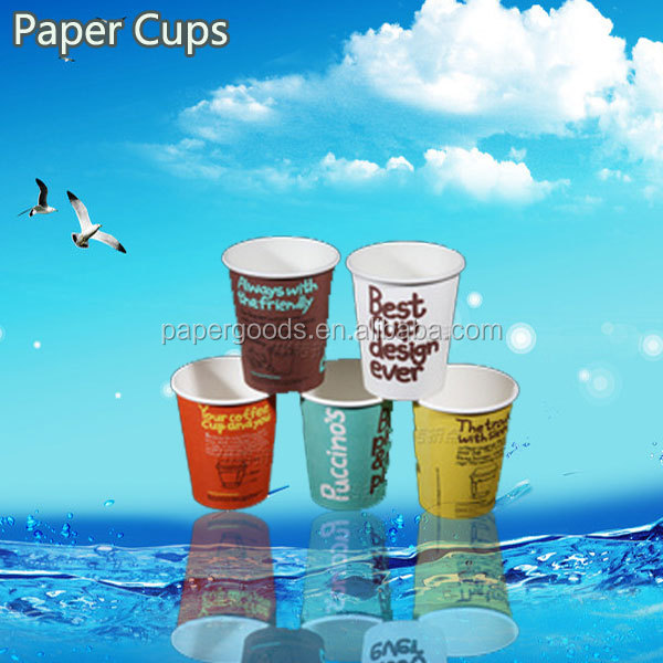 Single Wall Paper Cups Company, Single Wall Cups Price Cost