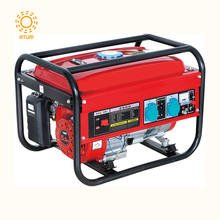 High quality Mini Quiet 2000W 220V Petrol gasoline Generator