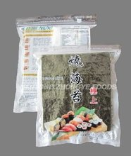 Kosher Organic roasted seaweed