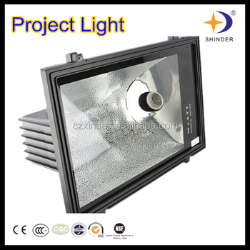 Outside waterproof industrial floodlighting 220v 1000W with 3 years warranty