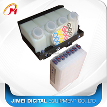 Hot sale 1.5 Leco solvent continuous ink supply system for roland mimaki mutoh / UV 4+4 for digital printing machine