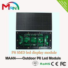 P4 P5 P6 P8 P10 P16 HD Indoor Outdoor Ali High Quality Full Color/Single color Advertising LED Module