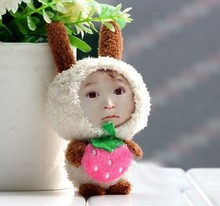 Funny Photo Face 3D Doll