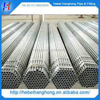 China Trade Assurance Manufacturer galvanized steel pipe manufacturers china