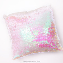 New Design Wholesale Mermaid Cushion Sequin Shine Pillow