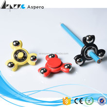2017 Newest pencil mini spinner fidget spinner hand spinner Releasing Stress Reliever Desk Toys fidget widget