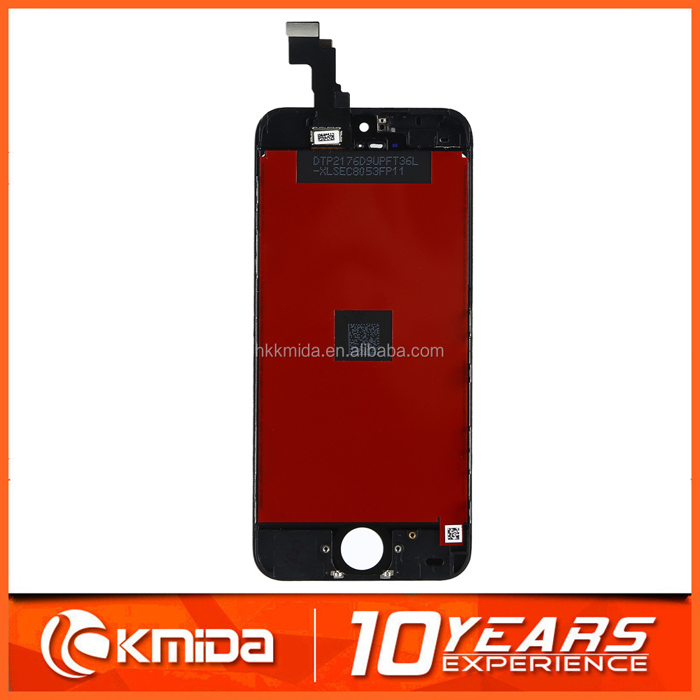 Wholesale price for iphone 5C lcd and digitizer assembly ,Replacement Lcd Screen for iPhone5c
