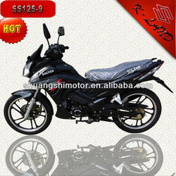 China auto trader motorcycle priec cheap for sale (SS125-9)