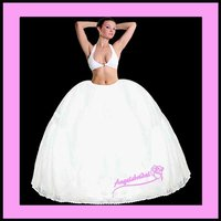 Wedding dress with 7 layers Mega full Ball Gown 0101